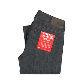 NAKED & FAMOUS - THE SKINNY - RAW STRETCH SELVEDGE