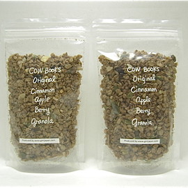 COW BOOKS - COW BOOKS Original Cinnamon Berry Granola