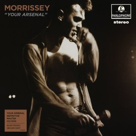 Morrissey - Your Arsenal 〔Remaster〕  (CD/DVD)