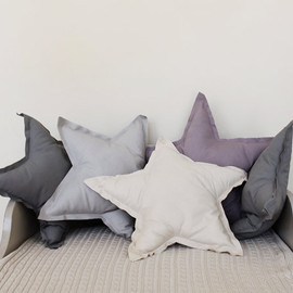 Colette Bream - Star shaped Pillow or cushion