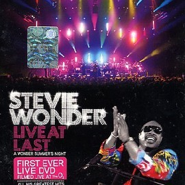 Stevie Wonder - Live at Last [DVD] [Import]