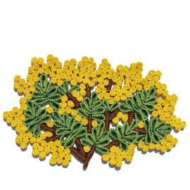 Seletti - Flower Table Matte -Mimosa-