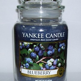 Yankee Candle - BlueBerry