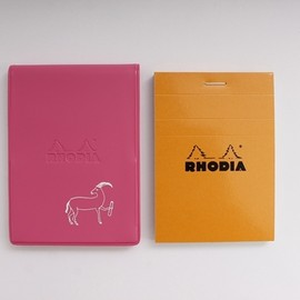 PASS THE BATON - RHODIA No.11 IN COLOR PK/Impala
