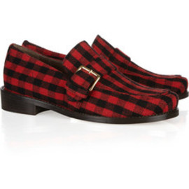 MARNI - Marni leather loafer
