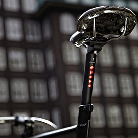 LightSkin - Built-In Seatpost Light