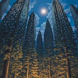 Rob Gonsalves - The arvoreal office