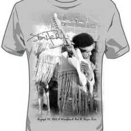 JIMI HENDRIX / THE AMERICAN FLAG / T-Shirts Tシャツ ジミ・ヘンドリックス