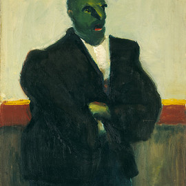 Mark Rothko - Untitled (Man with Green Face)