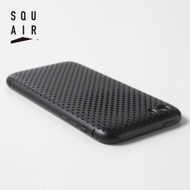 SQUAIR - 【5月20日発送分ご予約受付中】SQUAIR Duralumin Mesh Case for iPhone 5s/5