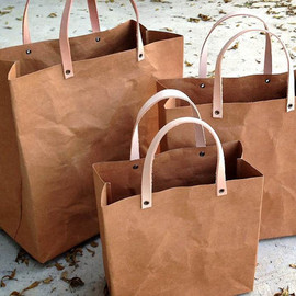 BelltaStudio - Kraft Shopping bag L