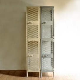 LYON - MESH LOCKER 2-TIER