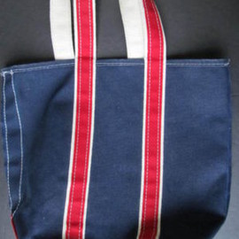 L.L.Bean - Boat and Tote bag ('80s)
