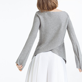 ZARA - ribbed sweater