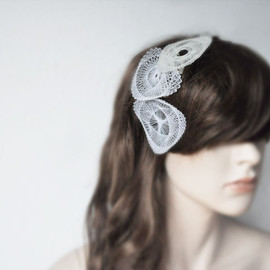 miette - spiro ellipsoidal hair clips 3pc