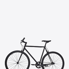 SAINT LAURENT - 6ku saint laurent nebula s52 bicycle