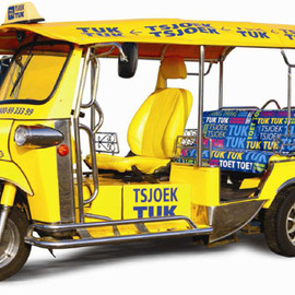 Tuk Tuk electric taxi