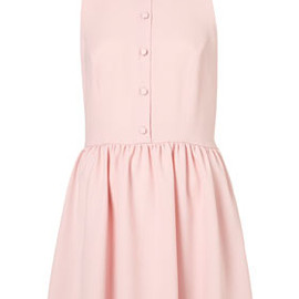 TOPSHOP/TOPMAN - Crepe Shirt Dress