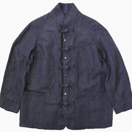 Needles - China Button Coverall Jacket