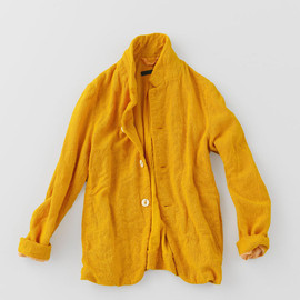 Casey Vidalenc - Yellow Tailored Jacket