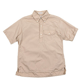 ENGINEERED GARMENTS - LOFTMAN別注 Popover Shirt-Tan