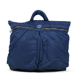 Porter Classic - Super Nylon Helmet Case-Blue