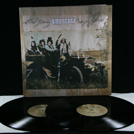 Neil Young - Americana [LP Record]