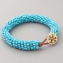 Tory Burch - Logo Beaded Bracelet
