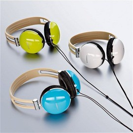Selected by Conran - the ZHP-005 retro-style headphones