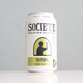 Societe Brewing - The Pupil IPA