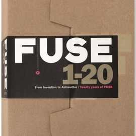 Neville Brody - Fuse 1-20
