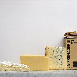 LA FROMAGERIE - THE CLASSIC CHEESE BOARD,etc.