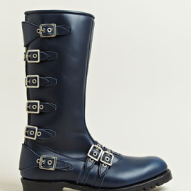 blackmeans - Men's Multiple Buckle Boots
