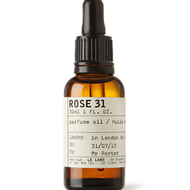 LE LABO - Le Labo Rose 31 Perfume Oil 30ml