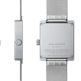VOID Watches - V02MKII-SI/MR