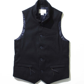 nanamica - Cycling Insulation Vest