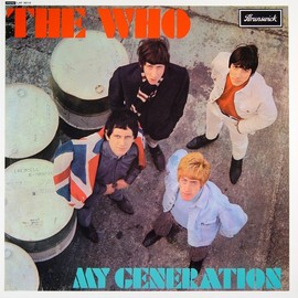 The Who - My Generation(MONO):LP / The Who