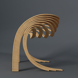 Velichko Velikov - Evolve Chair