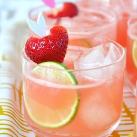 Strawberry Watermelon Cooler