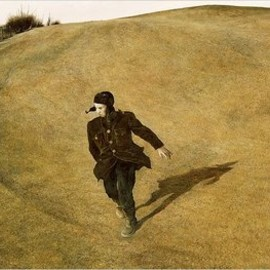 Andrew Wyeth - Winter, 1946