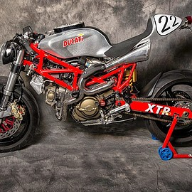 Ducati - Extrema by XTR marks the return of the great !