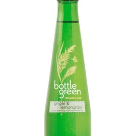 bottle green - ginger with a hint of lemongrass