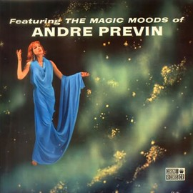 """Andre Previn - """"Featuring The Magic Moods Of Andre Previn"""", 1959"""
