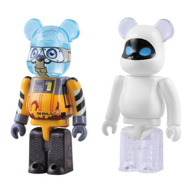 MEDICOM TOY - BE@RBRICK WALL・E & EVE 2PACK