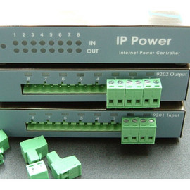 IP Power - IP Power9212Delux(8chIN、8chOUT)