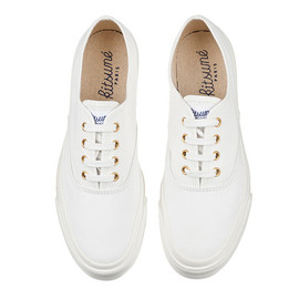 MAISON KITSUNÉ - CANVAS SNEAKERS