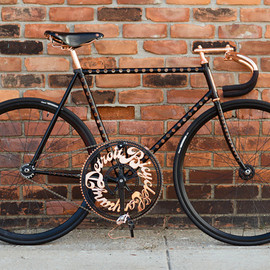 Detroit Bicycle Co. - Land Speed Bike