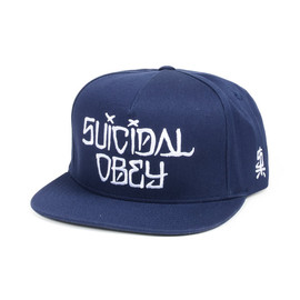 OBEY - Suicidal Tendencies Obey Snapback