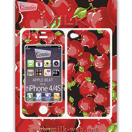 milk - iPhone 4/4S protecor