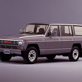 NISSAN - SAFARI 161
